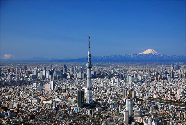 東京スカイツリー12397